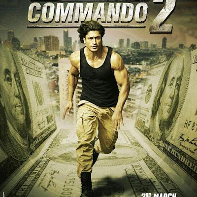 commando 2 Bollywood movies 2017