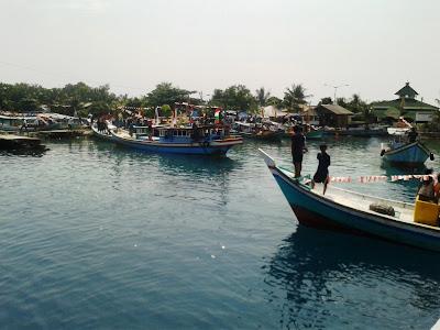 Paket Wisata 2 Hari 1 Malam Pulau Kelapa Dua