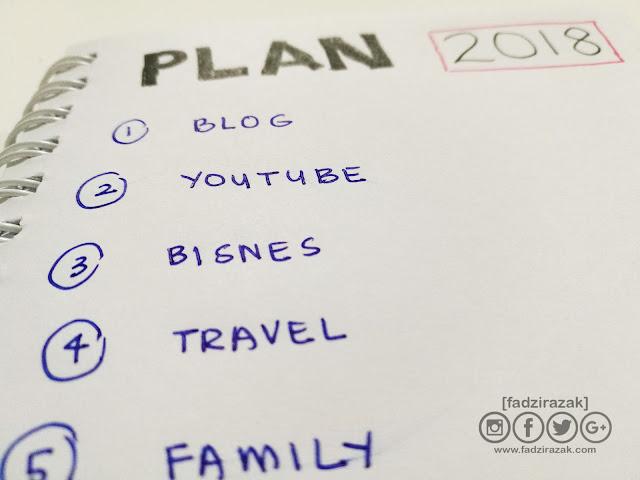 Plan tahun baru