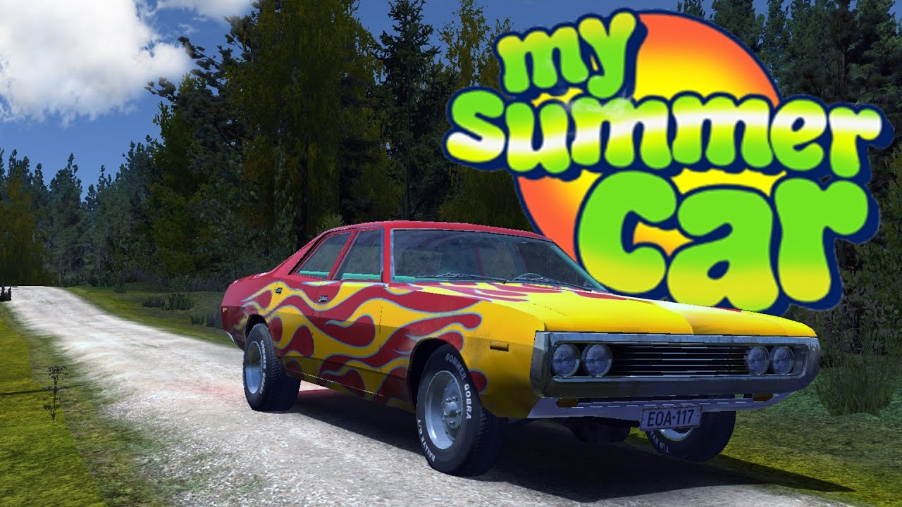 My Small Game My Summer Car V04 09 2017