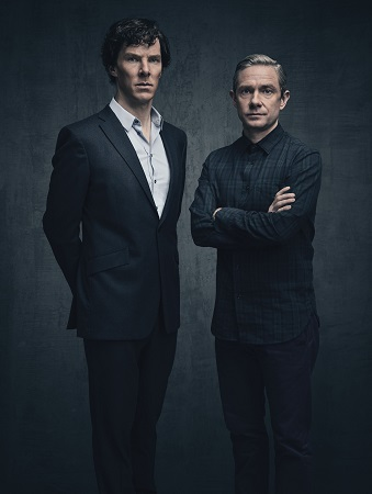 Sherlock And John Phone Wallpaper