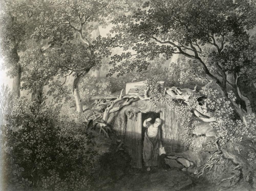 Garden Hermits