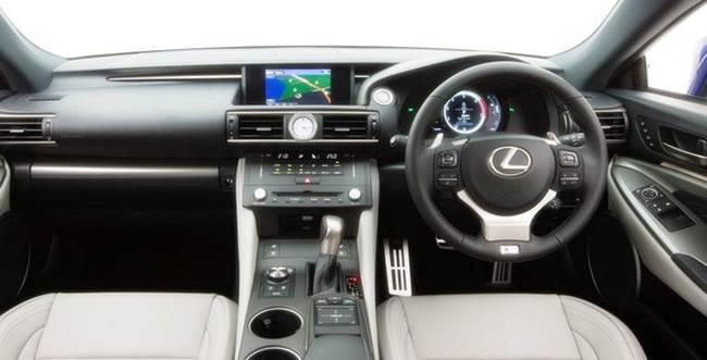 2017 Lexus RC 350 Price Luxury Coupe  Auto Release