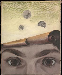 Gala Eluard par Max Ernst