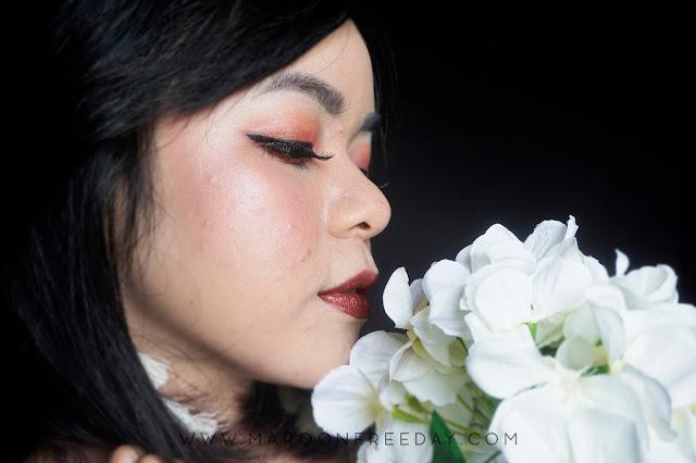 Review Marisa Lukman False Lashes