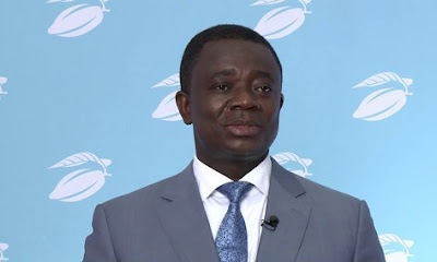 Dr Stephen Kwabena Opuni