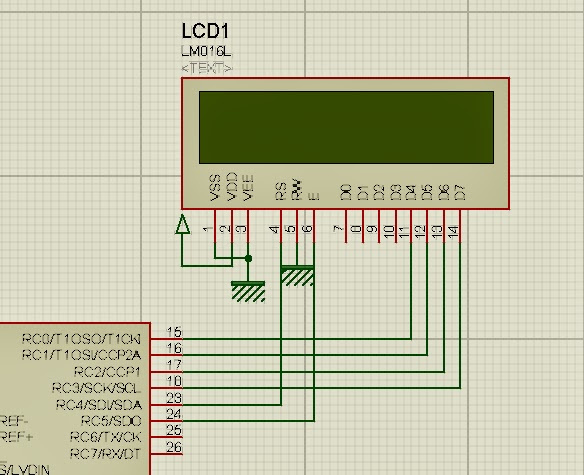 Microcontroller Projects For Beginners: SIMPLE CALCULATOR PROJECT