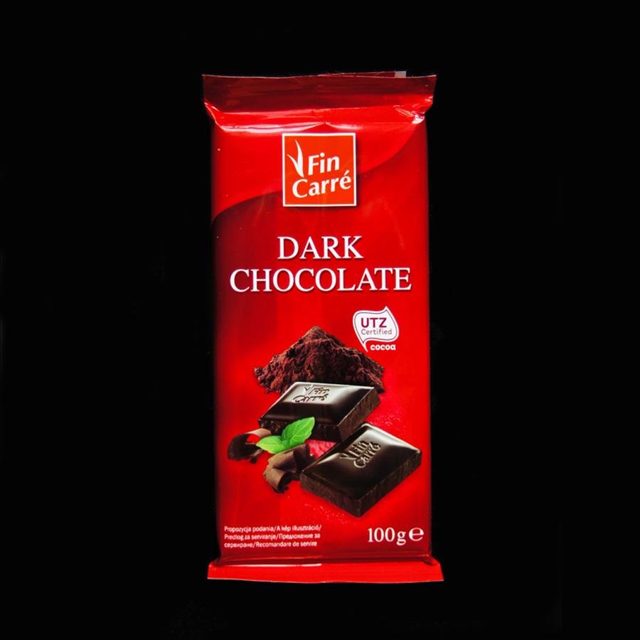 czekolada gorzka, czekolada deserowa, tabliczka czekolady, czekolada z lidla