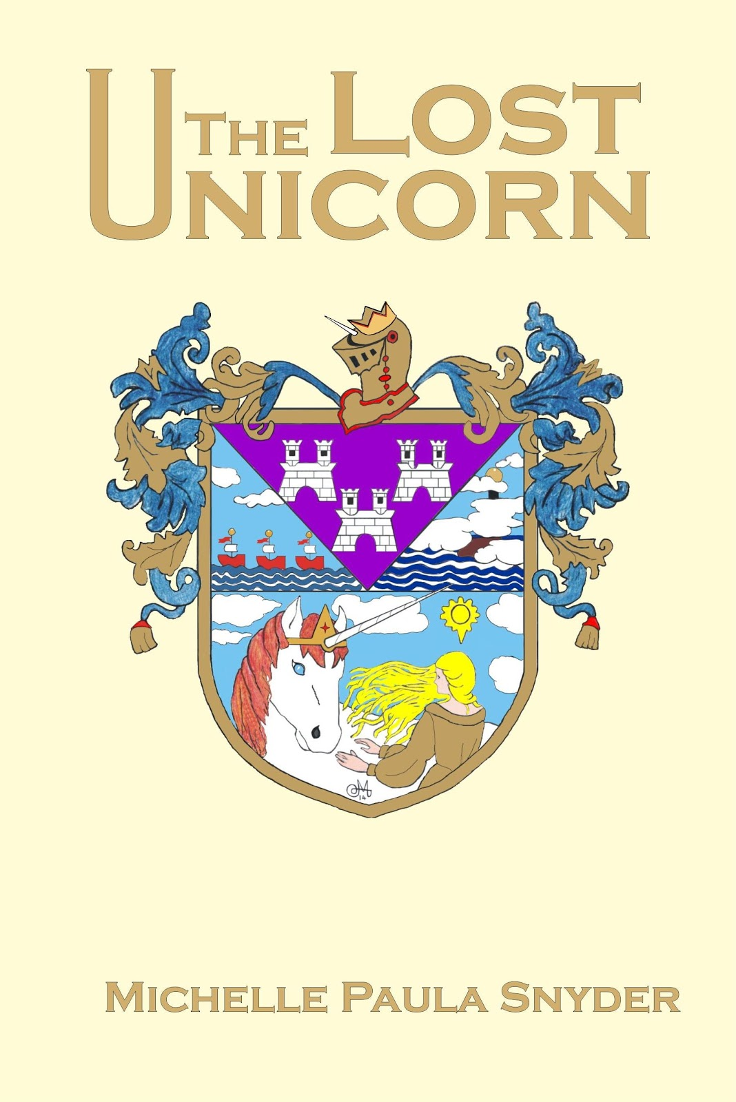 The language of once upon a time the unique unicorn a tale of three kingdoms book one the lost unicorn buycottarizona