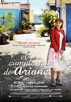 El cumpleanos de Ariane (2014) online y gratis