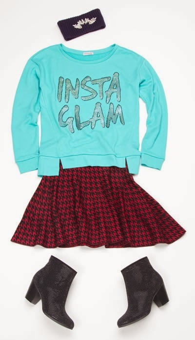 Instaglam fashion trend