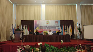 Pj Bupati : KONI Kab Cirebon 2019 Harus Membanggakan
