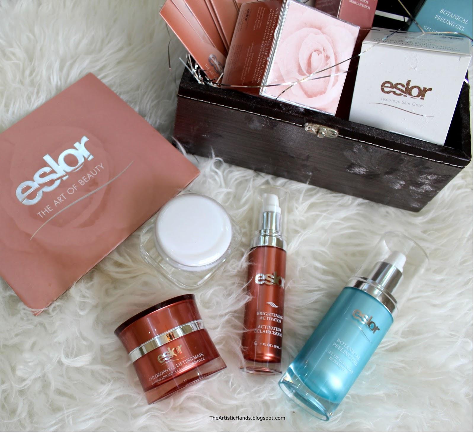 2e7d92fff60fb Eslor Skincare Products Review and Discount Code ريفيو منتجات العناية  بالبشرة من ايسلور مع طريقة الطلب وكود تخفيض