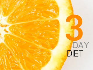 3 Day Fruit Diet  Plan