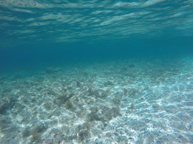 Beaches in the philippines zambales  capones island sea