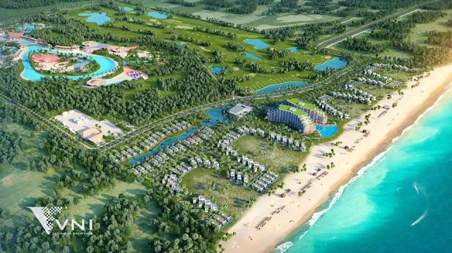 biệt thự biển Sonasea Phú Quốc