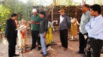 Fact Finding on Communal Attacked on Hindu Minority