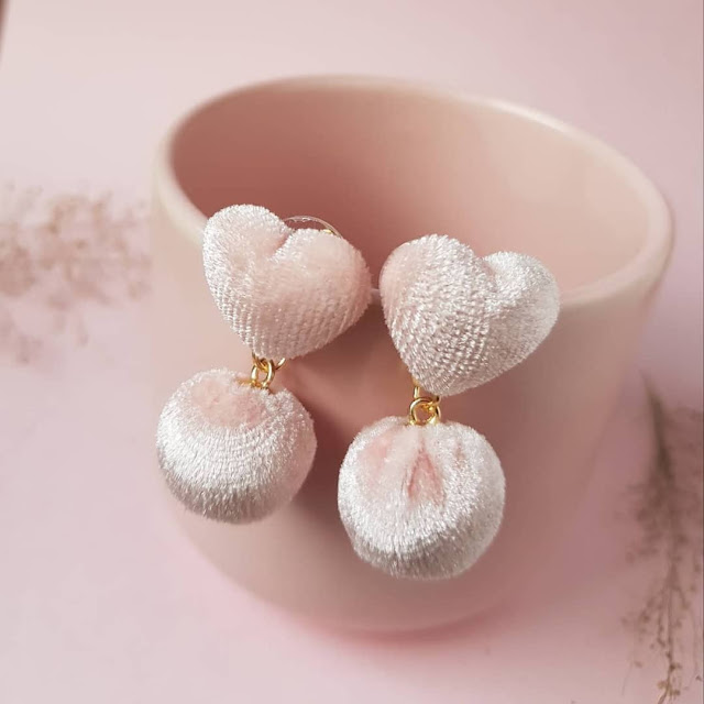 Dijual perhiasan imitasi impor menarik berkualitas KWANG EARRING, Toko Online Jakarta