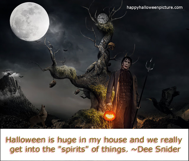 Scary 2016 Halloween Quotes