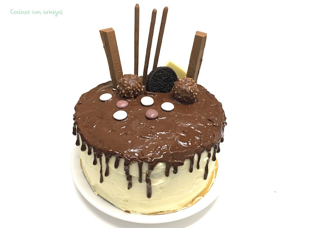 receta-de-drip-cake-de-oreo