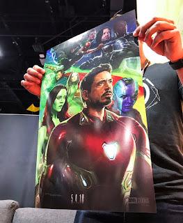 """Filtrado el trailer de """"Avengers: Infinity War"""" en la Comic Con 2017 de San Diego"""