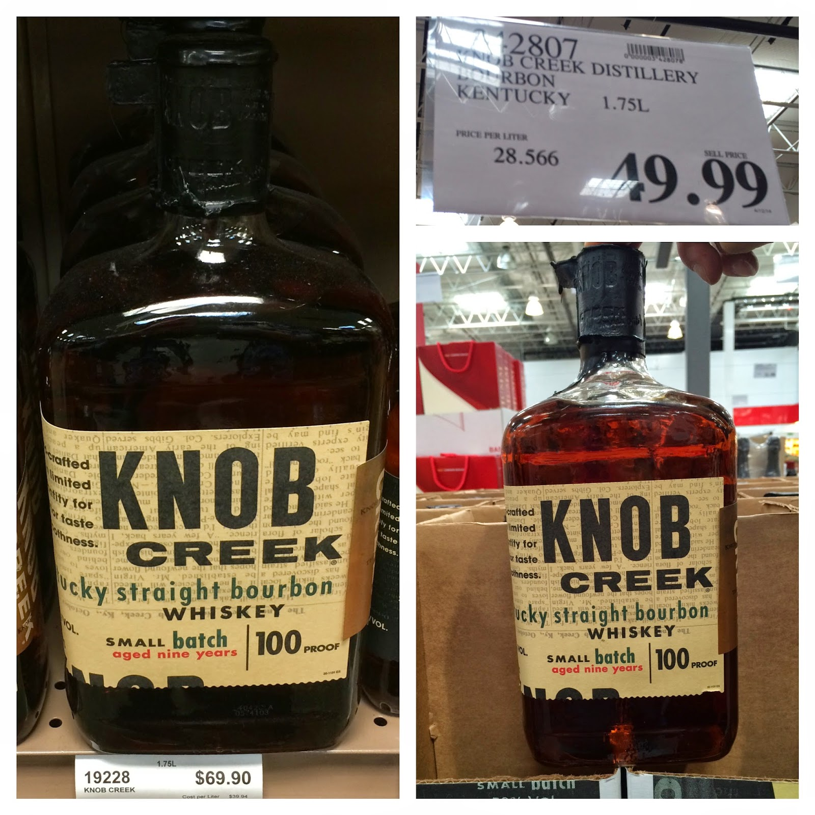 the costco connoisseur buy your booze at costco and save kahlua coffee liqueur a 1 75l bottle retails for 47 95 while costco sells the same bottle for 35 89 the costco price is 25% less than the retail price