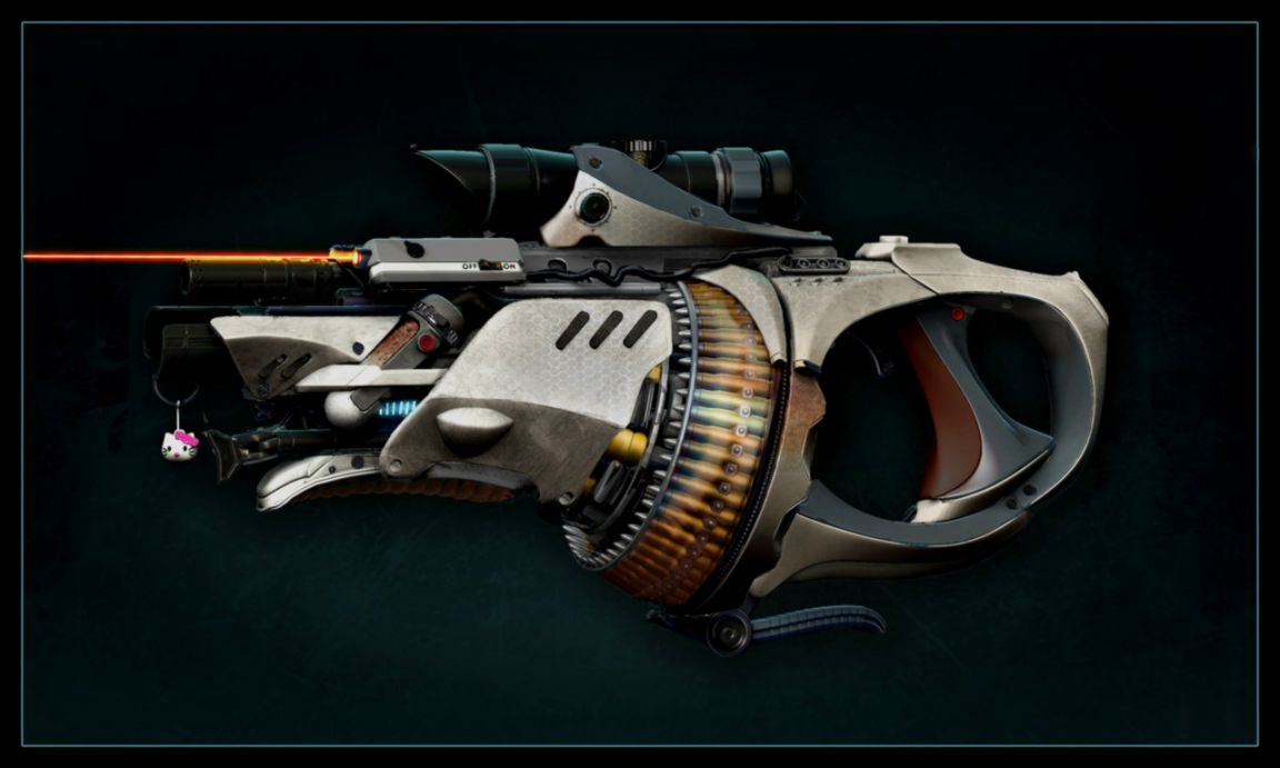 Cool Future Weapons | Eazy Wallpapers