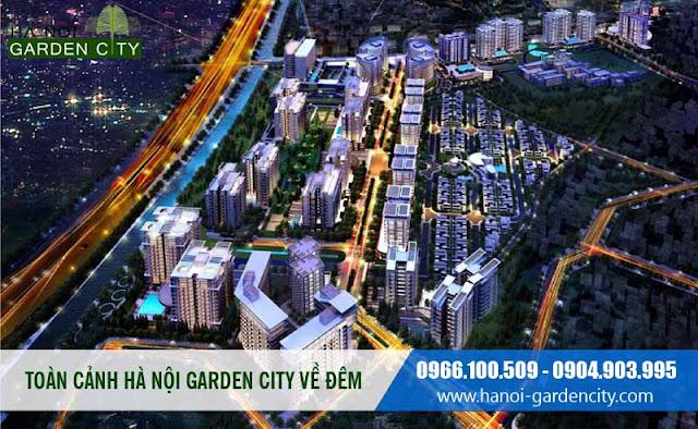 Chung cư Hà Nội Garden City, Chung cư Canal Park, Căn hộ Canal Park