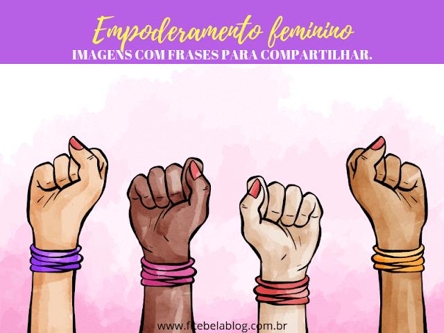 frases empoderamento feminino