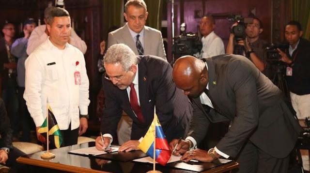 Jamaica se propone tomar unilateralmente las acciones de Pdvsa en refinería Petrojam