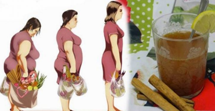 This Drink With Honey, Lemon And Cinnamon To Lose 3 Pounds In One Week