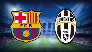 موعد وتوقيت ومعلق مباراة برشلونة ويوفنتوس والقنوات الناقلة الاربعاء 19-4-2017