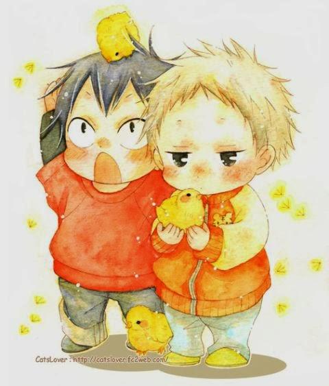 Mis Animes Shojo: Gakuen Babysitters