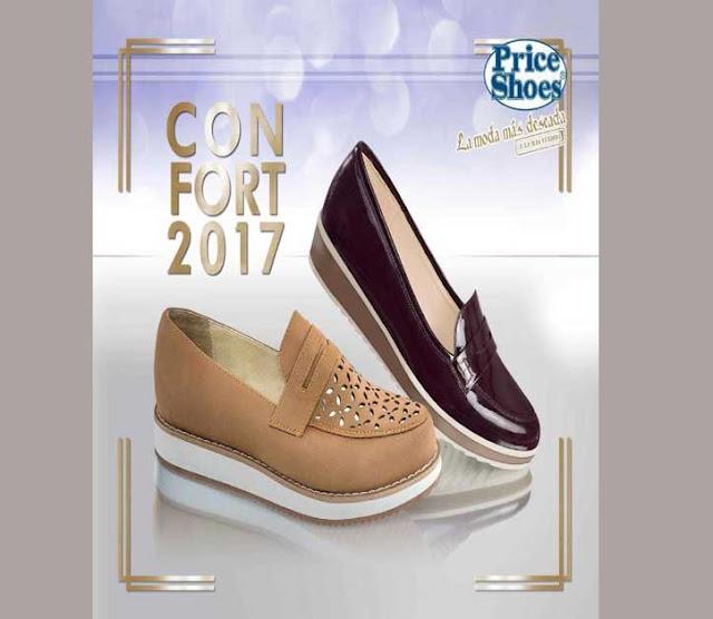 Catalogo price shoes confort  primavera verano 2017