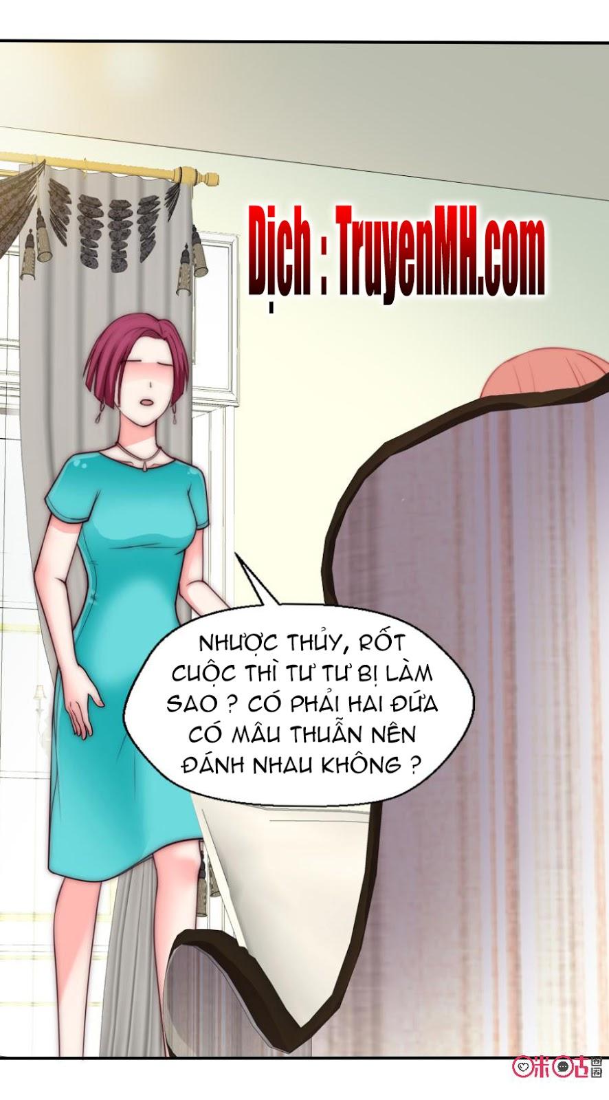 Bí Mật Của Thiên Kim chap 20 - Trang 7