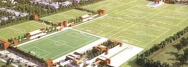 El Málaga empezará en enero las obras de la Academia