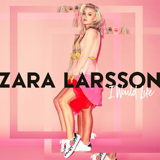 Zara Larsson Unveils New Single 'I Would Like'