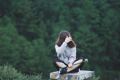 Những lúc cảm thấy yếu lòng, con chỉ muốn về nhà...