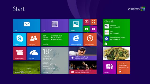 Cara Aktivasi Windows 8.1 All Edition Permanent Terbaru 2017