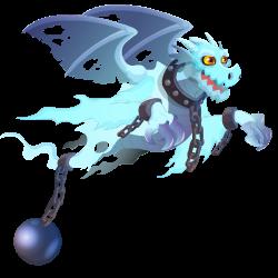 Dragón Fantasma