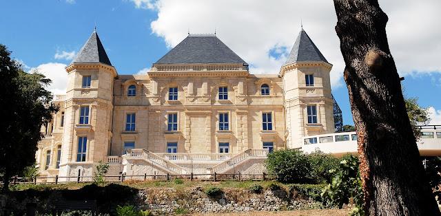 Château de la Buzine à Marseille
