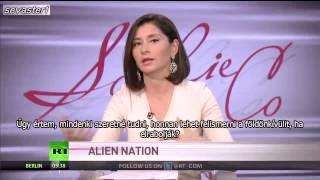 A földönkívüliek segíthetnek technológiájukkal, ha kevesebbet háborúzunk