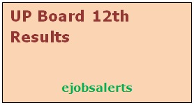 UP Board 12th Results 2017