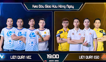4vs4 Random - EGO vs. VEC - 26/10/2020