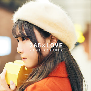 Download [Single] Momo Asakura – 365×LOVE (5th Single) [MP3/320K/ZIP]