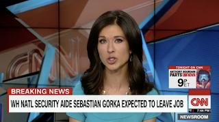 Sources: Sebastian Gorka to leave White House