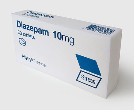 diazepam not working on dog
