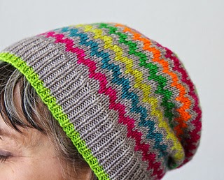 knitted hat pattern by Nikki Jones on Ravelry