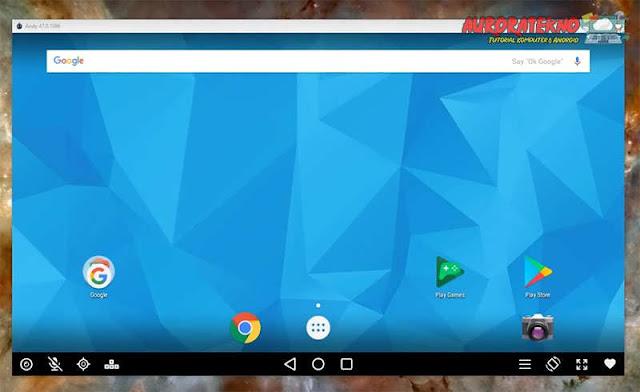 Emulator Android Andy OS Inc. Terbaik & Ringan