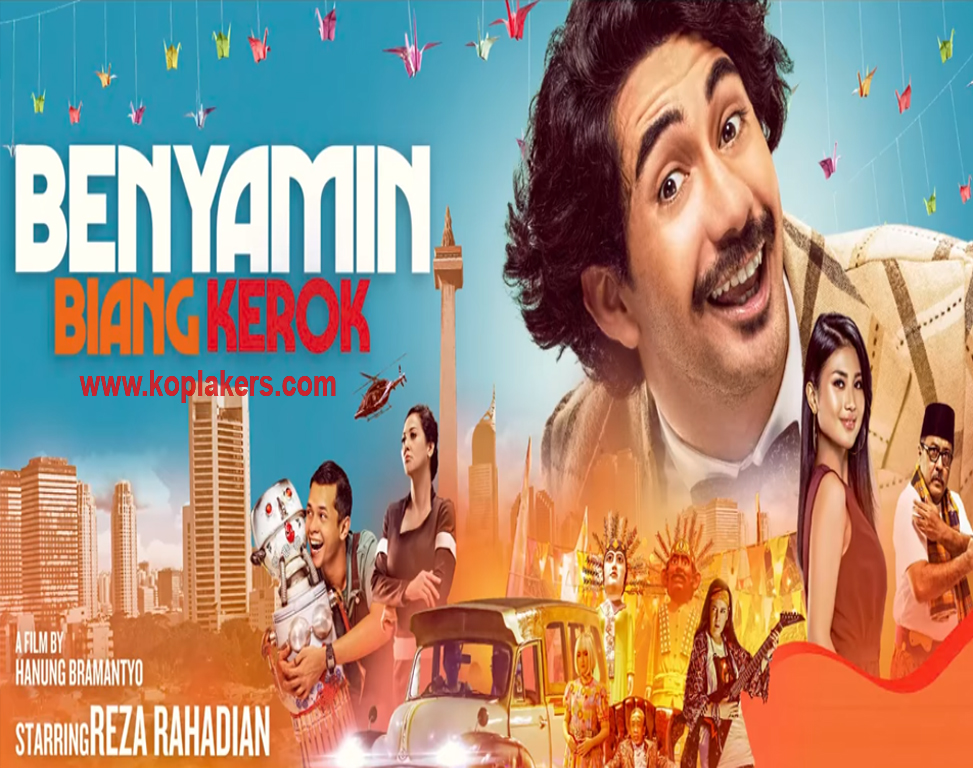 Nonton benyamin biang kerok full movie hd
